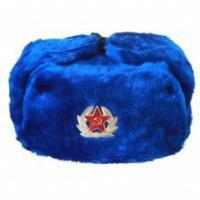 Сувенирные шапки-ушанки