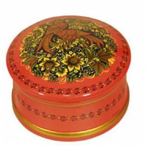 Коробка с мин.росписью