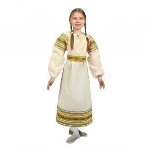 """Платье детское  """"Василиса"""" 122-128"""