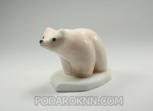 """Статуэтка """"Медведь полярный"""""""