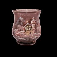 "Подсвечник ваза ""Сфумато. Башня"""