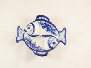 """Менажница """"Рыбы"""""""