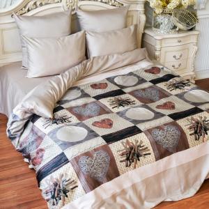 """Комплект постельного белья """"Уютный вечер"""""""