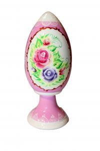 Яйцо с подставкой