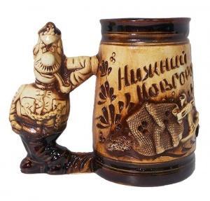 """Кружка пивная """"Нижний Новгород"""""""