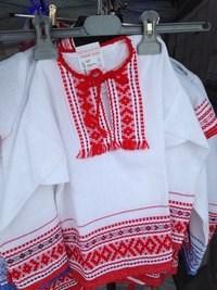 "Рубаха русская детская ""Молодец"""