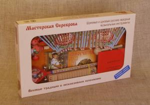 Комплект музыкальных инструментов «Гармошка»