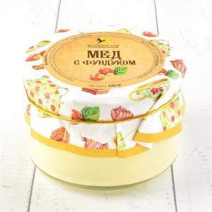 Крем-мёд с фундуком