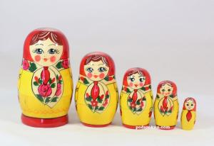 "Матрёшка ""Анюта""  - 5 - ти кукольная"